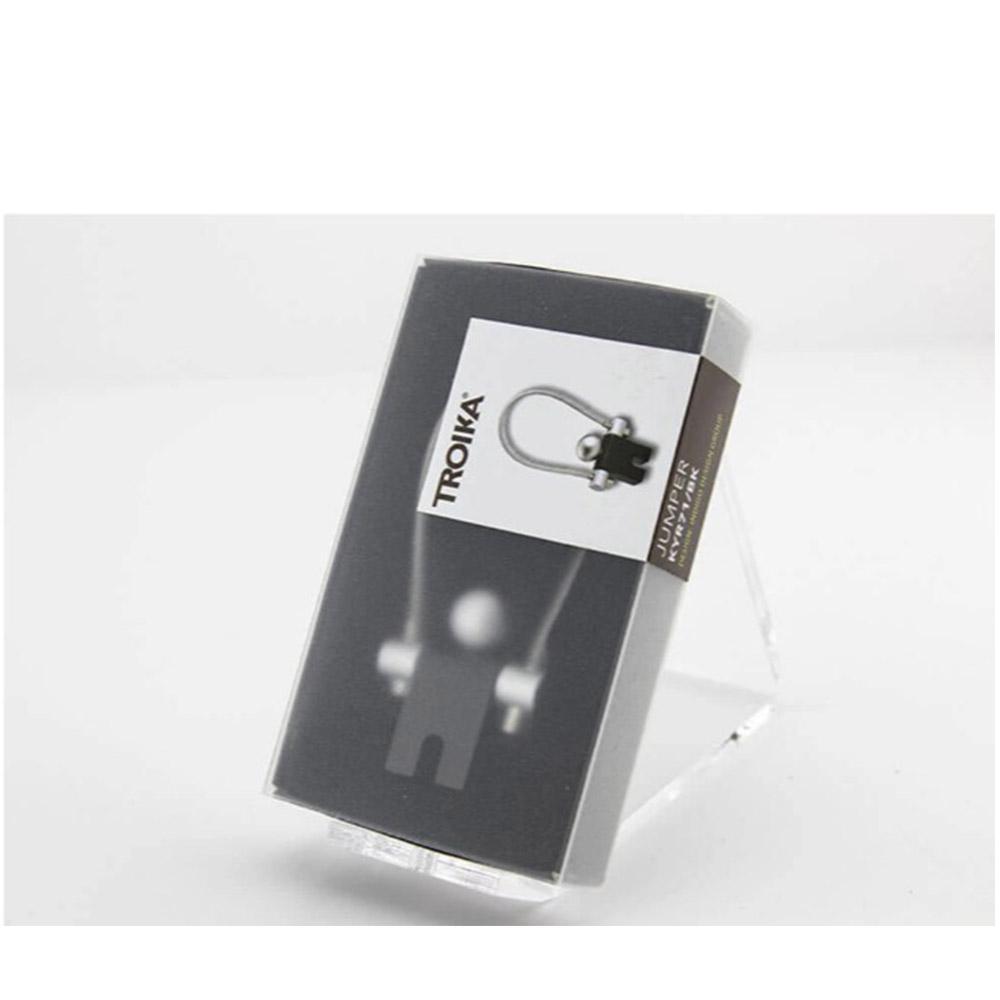 TROIKA 跳繩鑰匙圈(黑色)