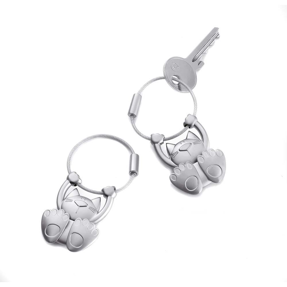 TROIKA|貓咪與單槓鑰匙圈