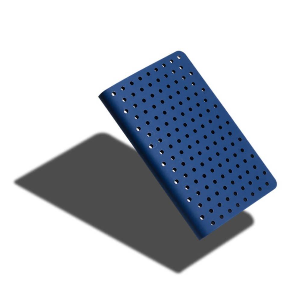 ZEQUENZ|360° 背靠背筆記本 (A5 /藍色/點陣內頁)