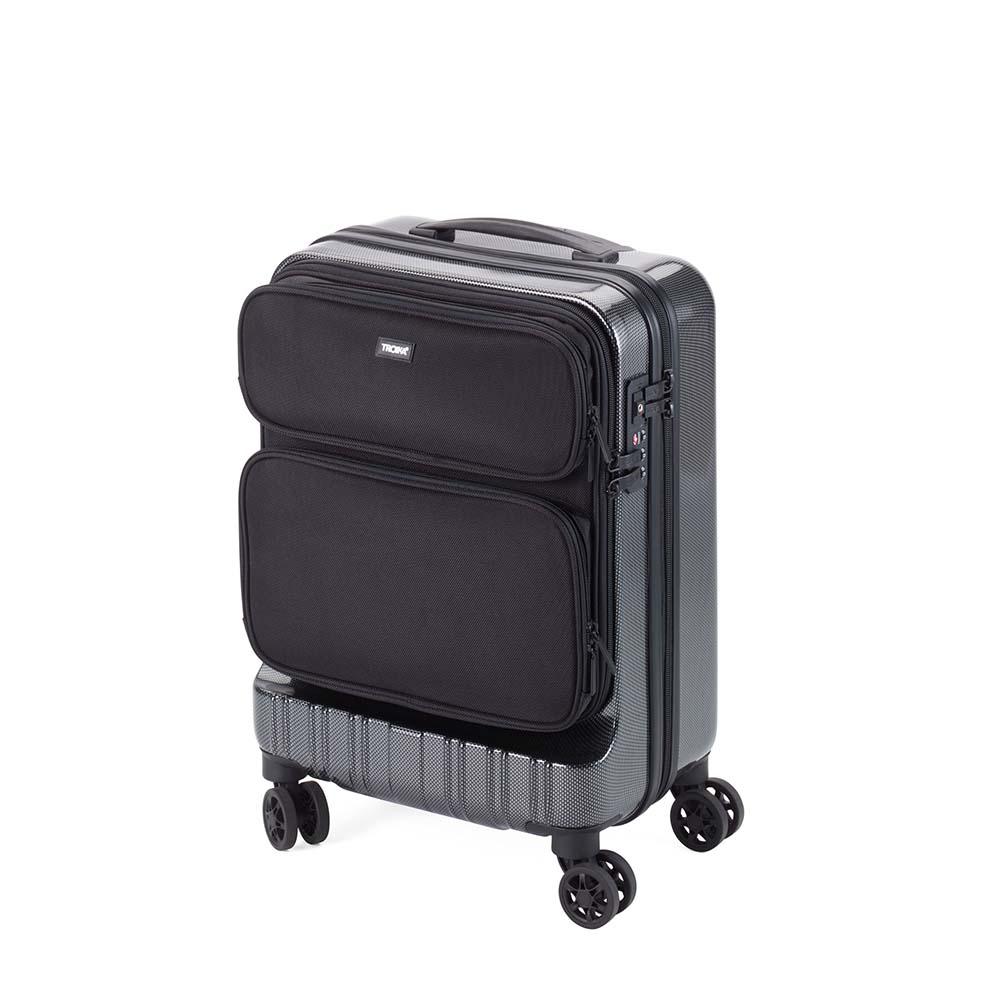TROIKA|絕對商務硬殼登機行李箱