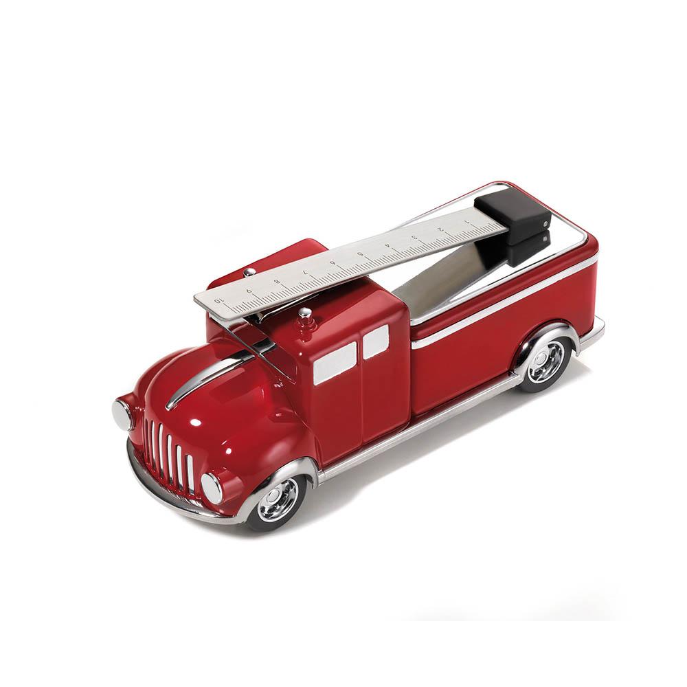 TROIKA |雲梯消防迴力車(含尺,收納盒)