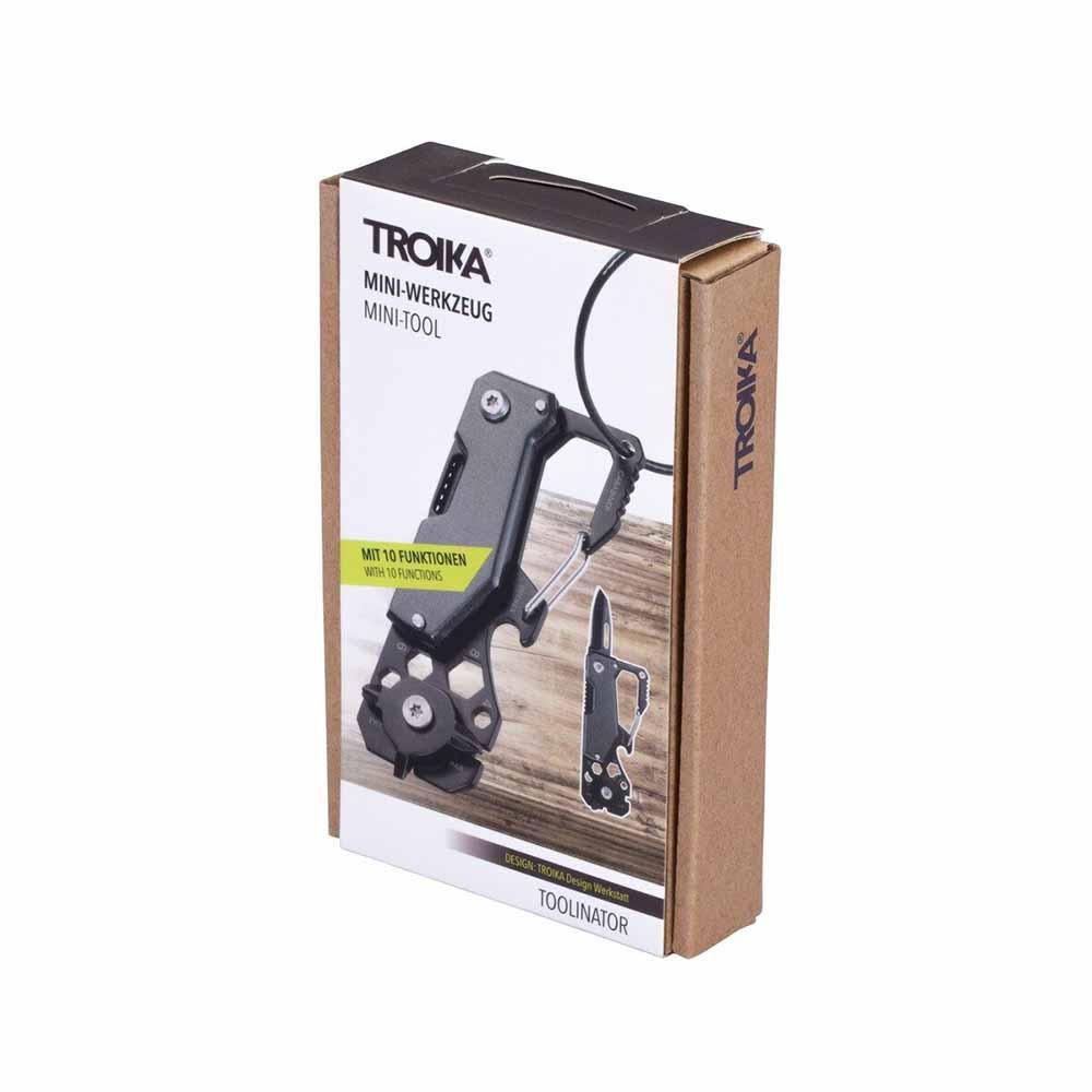 TROIKA|九大功能工具組(金色)