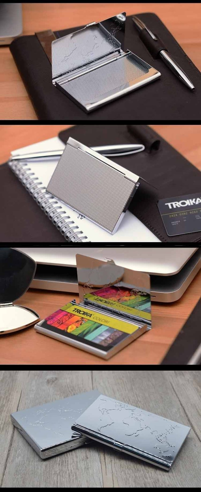 (複製)TROIKA|真皮藍芽耳機盒保護套