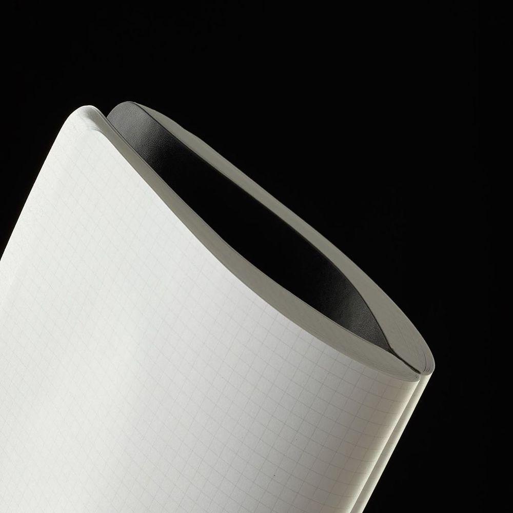 ZEQUENZ|360° 可捲曲筆記本/繽紛系列 (A6/灰褐色)