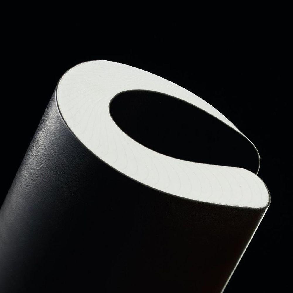 ZEQUENZ 360° 可捲曲筆記本/繽紛系列 (A6/灰黑色)