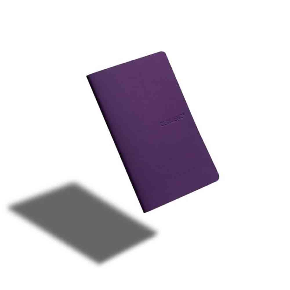 ZEQUENZ 360° 可捲曲筆記本/繽紛系列 (A6/優雅紫)