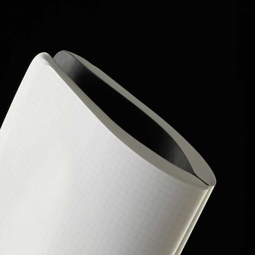 ZEQUENZ 360° 可捲曲筆記本/繽紛系列 (B6/灰褐色)