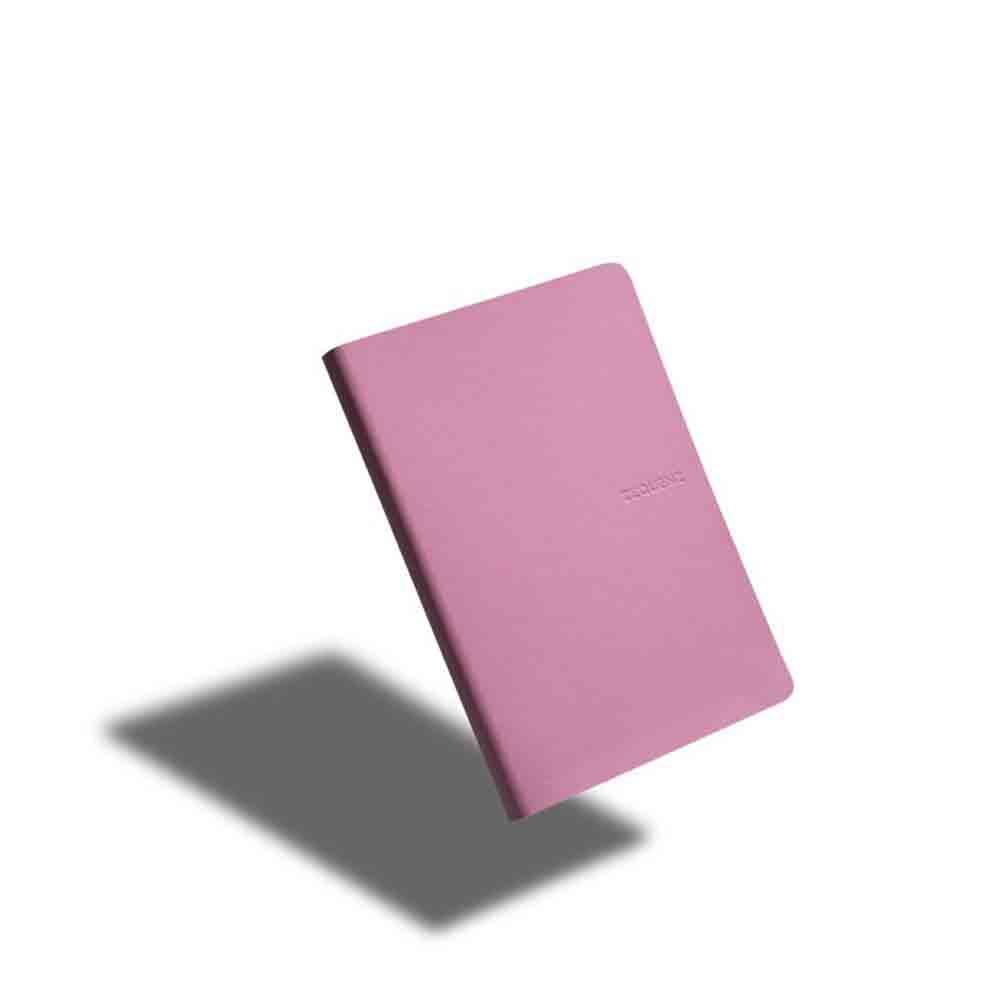 ZEQUENZ|360° 可捲曲筆記本/繽紛系列 (B6/粉紅)