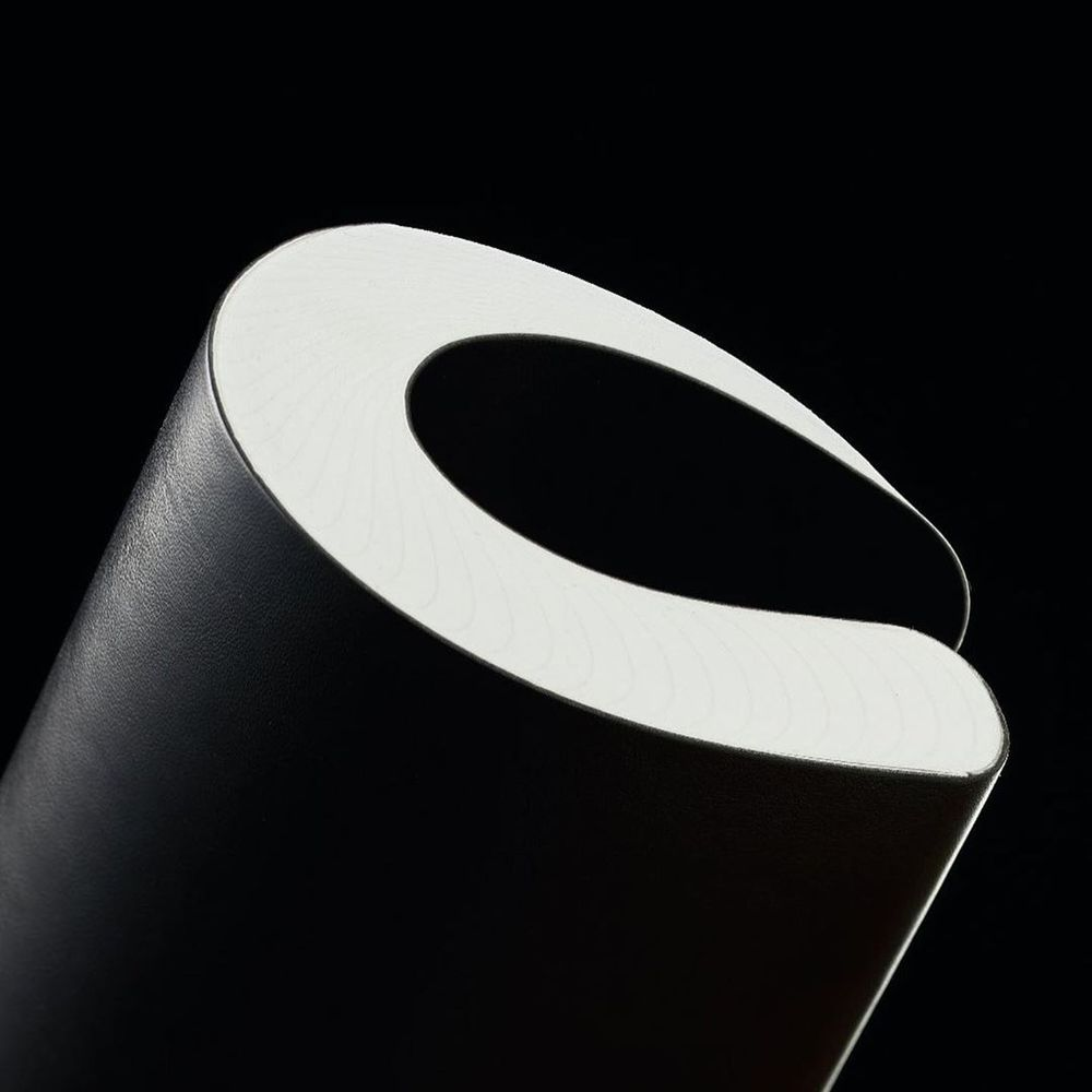 ZEQUENZ|360° 可捲曲筆記本/繽紛系列 (A5/淡藍)