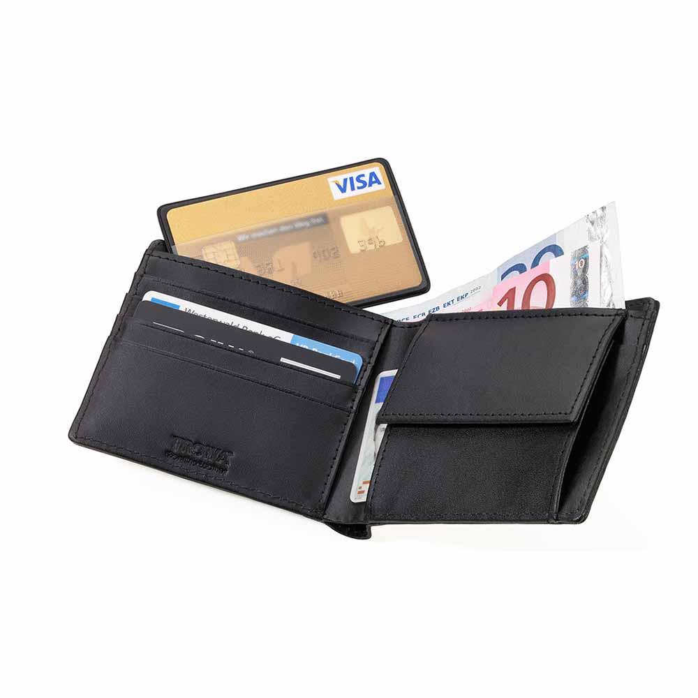 TROIKA 輕薄防盜信用卡夾