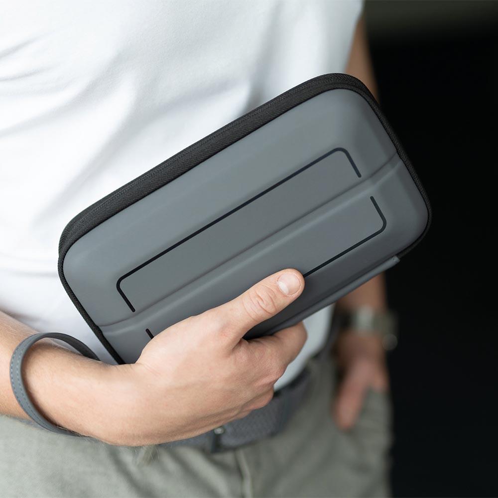 TROIKA RFID 個資防盜商務硬殼包
