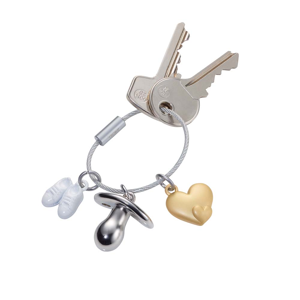 TROIKA|寶寶誕生派對鑰匙圈