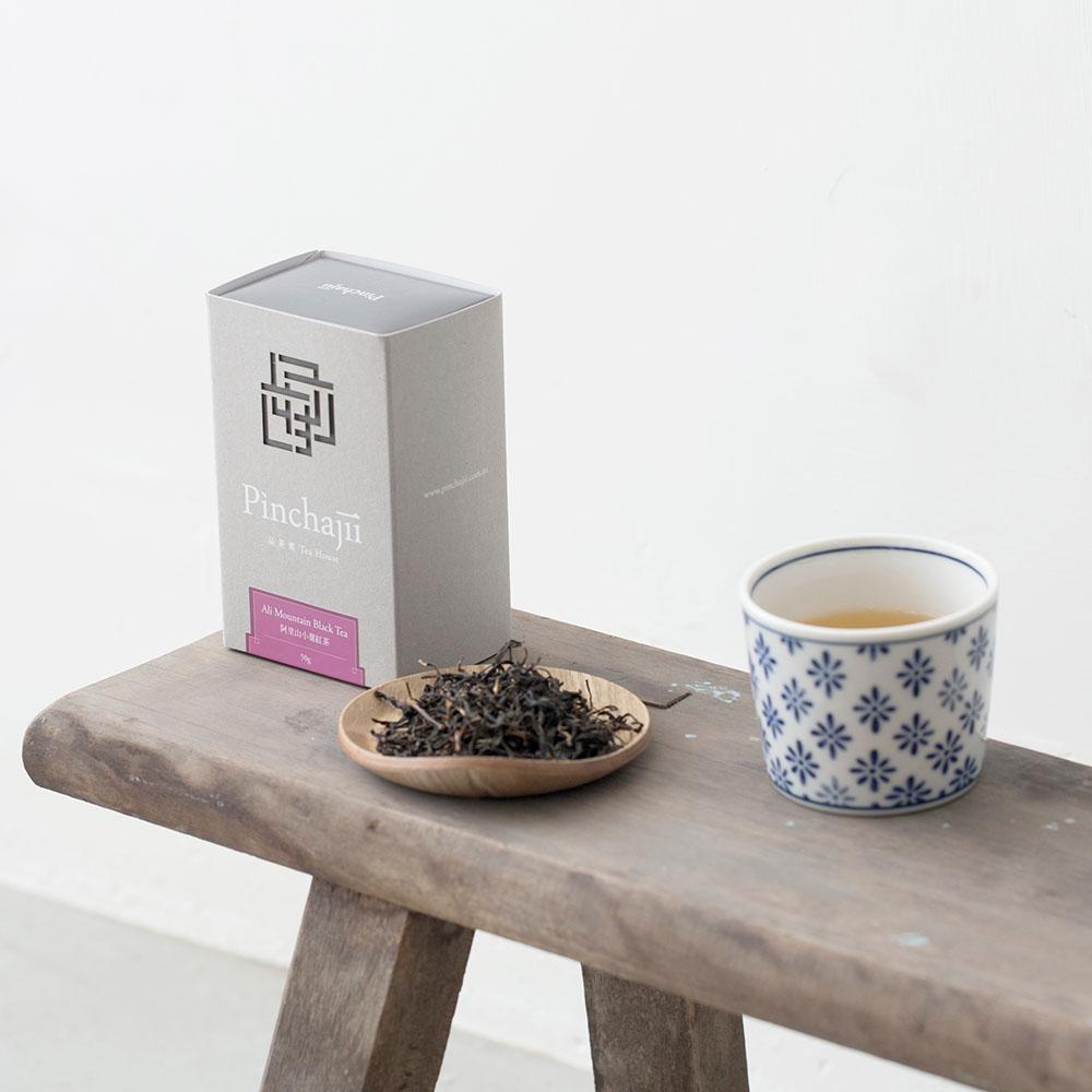 品茶集|經典產地系列-阿里山小葉紅茶50克