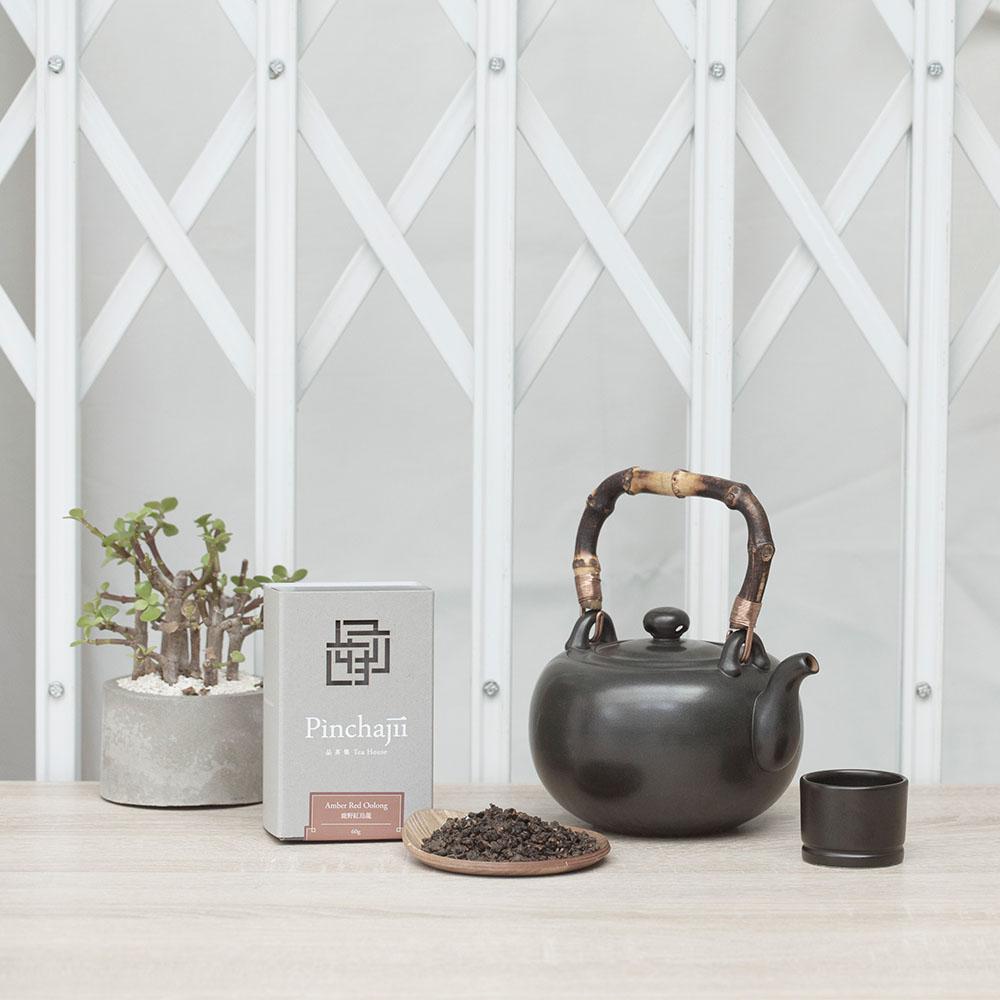 品茶集|經典產地系列-鹿野紅烏龍60克