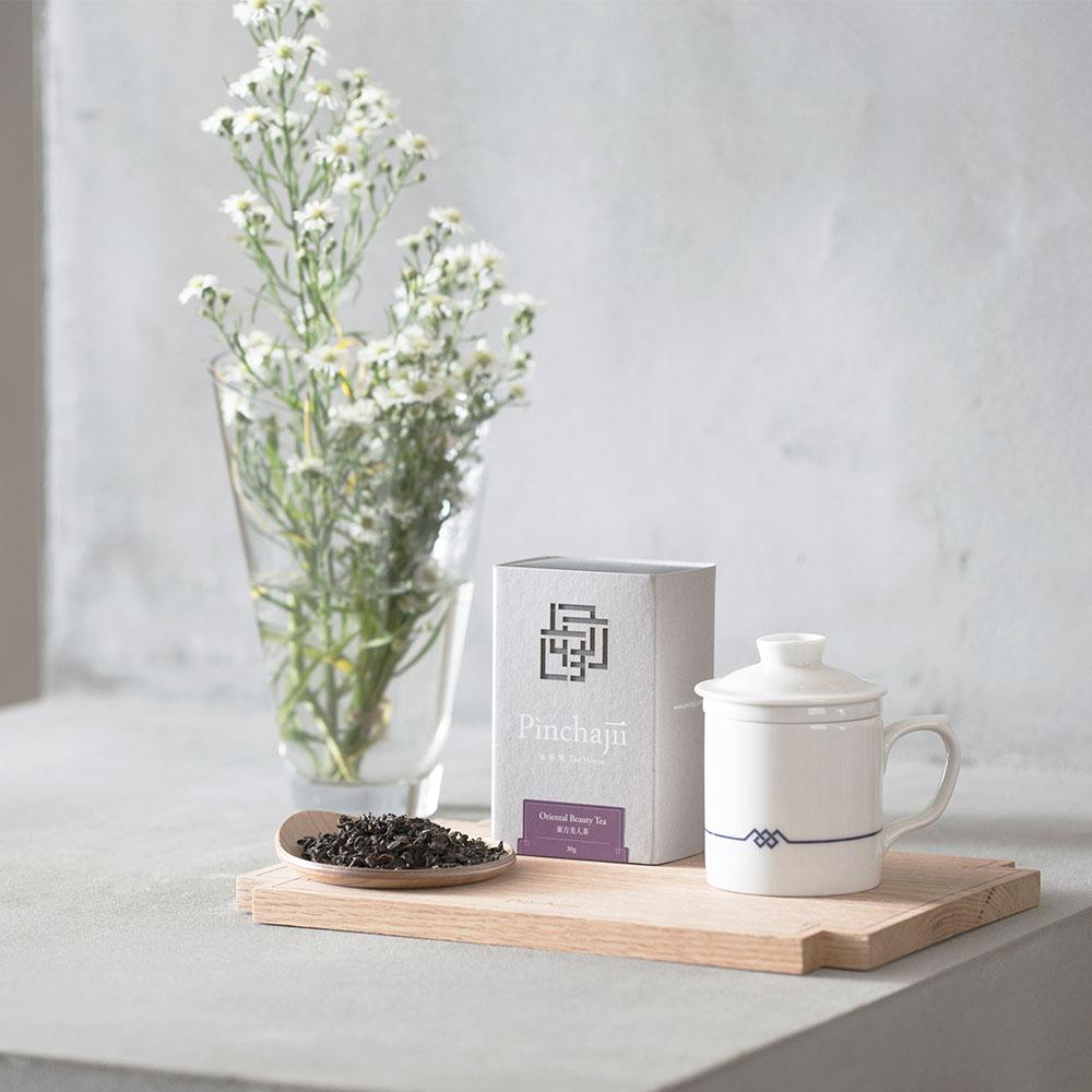 品茶集|經典產地系列-東方美人茶30克