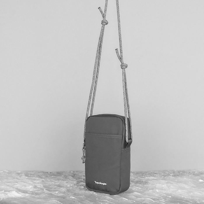 (複製)Topologie 防潑水系列錫盒形小包-藍