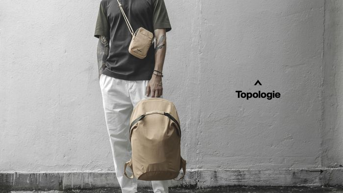 Topologie|Multipitch小後背包 裸土