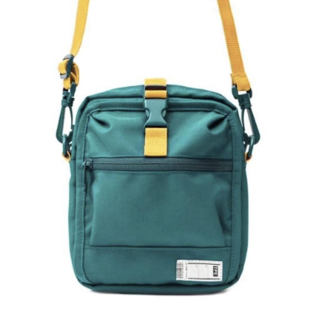 plain-me|旅行小包 藍綠