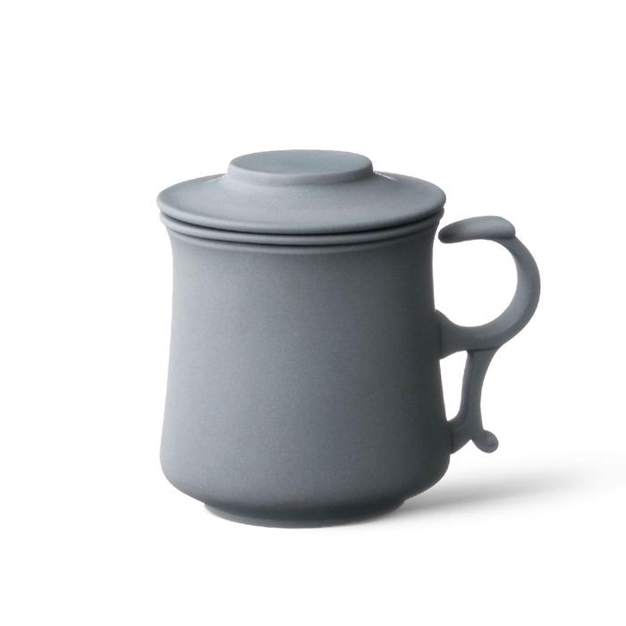 陶作坊│綠泥同心杯