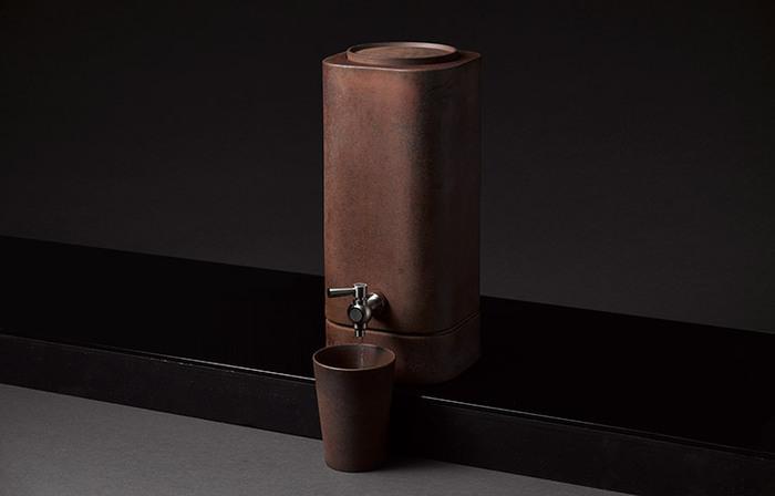 不二堂|水立方岩礦品水罐 4000ml