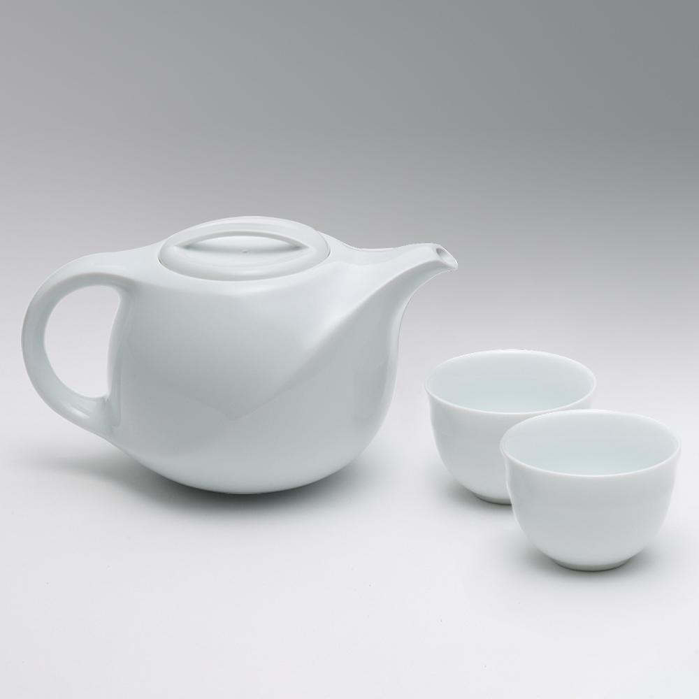 不二堂|Divan 絲路茶器組(白瓷)