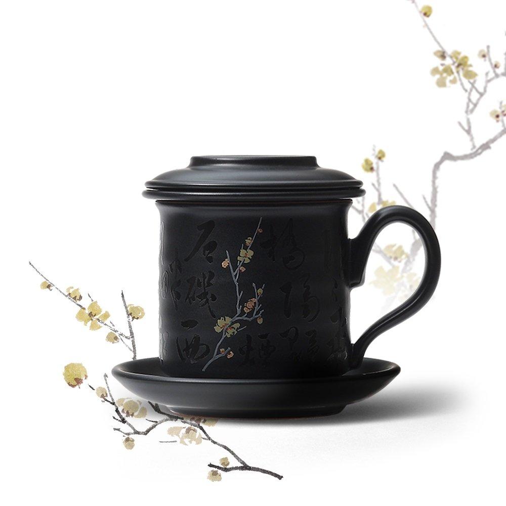 陶作坊|四季溥儒同心杯系列
