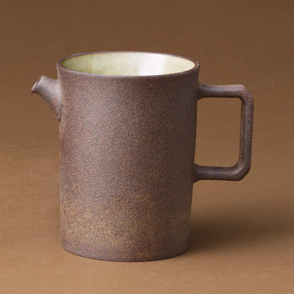 陶作坊|老岩泥茶海杯