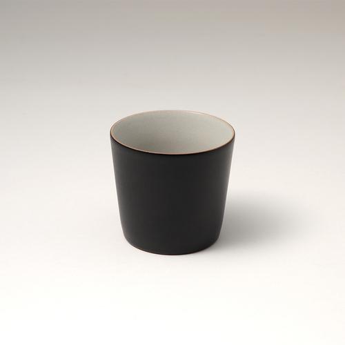 不二堂|原創茶杯-黑陶