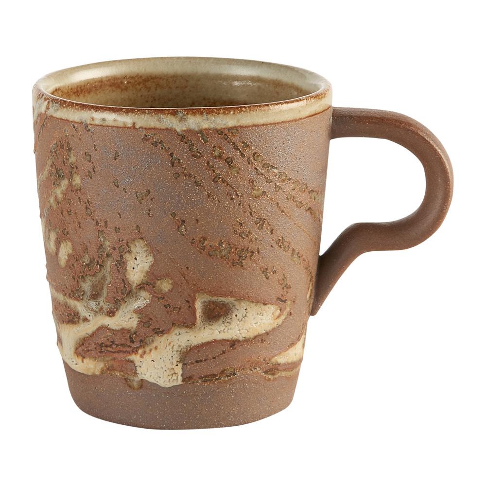 Aurli 品咖啡│老岩泥岩礦咖啡杯-恣意杯(太初)