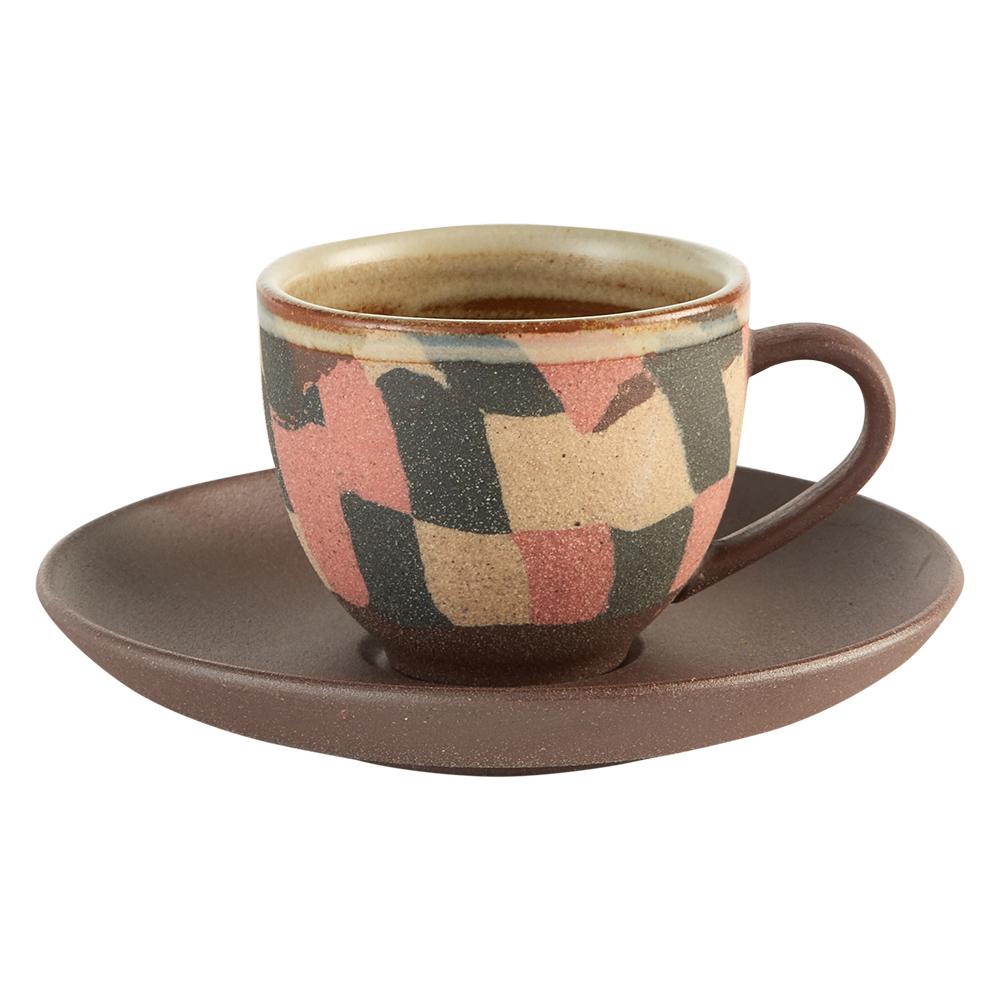陶作坊xAurli 品咖啡│老岩泥岩礦咖啡杯-隨心杯(盤古)
