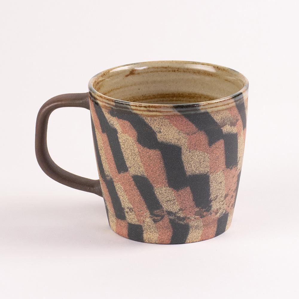 Aurli 品咖啡│老岩泥岩礦咖啡杯-滿溢杯(盤古)