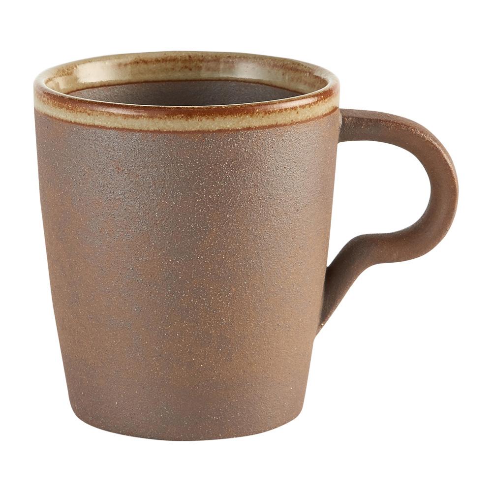 Aurli 品咖啡│老岩泥岩礦咖啡杯-恣意杯(點釉)