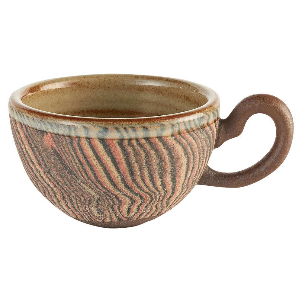 Aurli 品咖啡│老岩泥咖啡杯-圓滿杯(阡陌)
