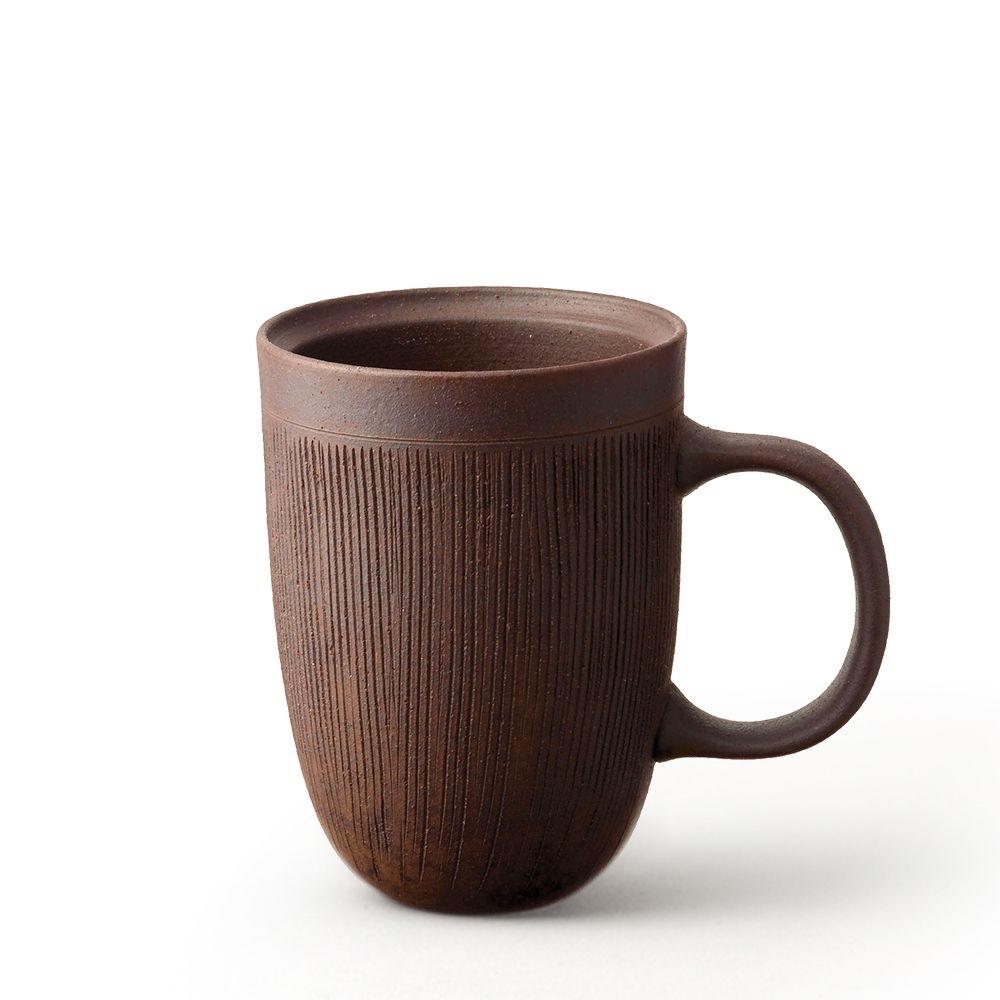 陶作坊 岩礦大水杯系列-直條
