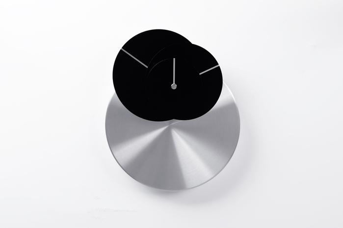 This is an O'CLOCK|時鐘|現在|黑白設計品