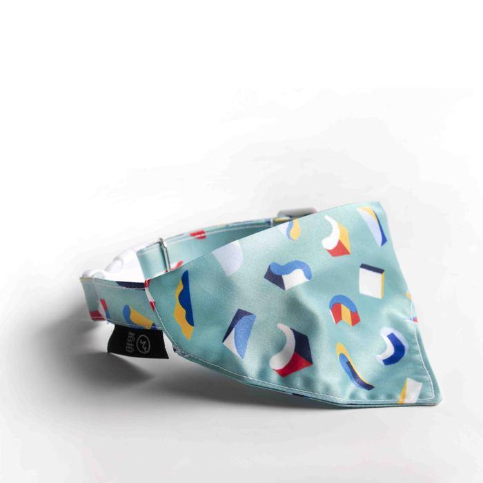 (複製)Papier TIgre | 拍拍  聯名商品_寵物時尚領巾_白的這個S
