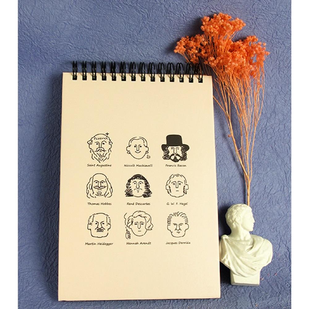 Mapus|哲學家們的筆記本