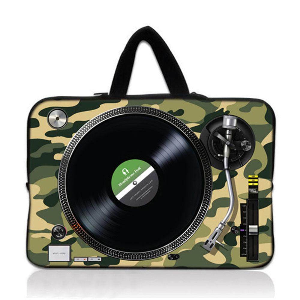 HeadphoneDog|時尚唱盤筆電包13/15-迷彩限定