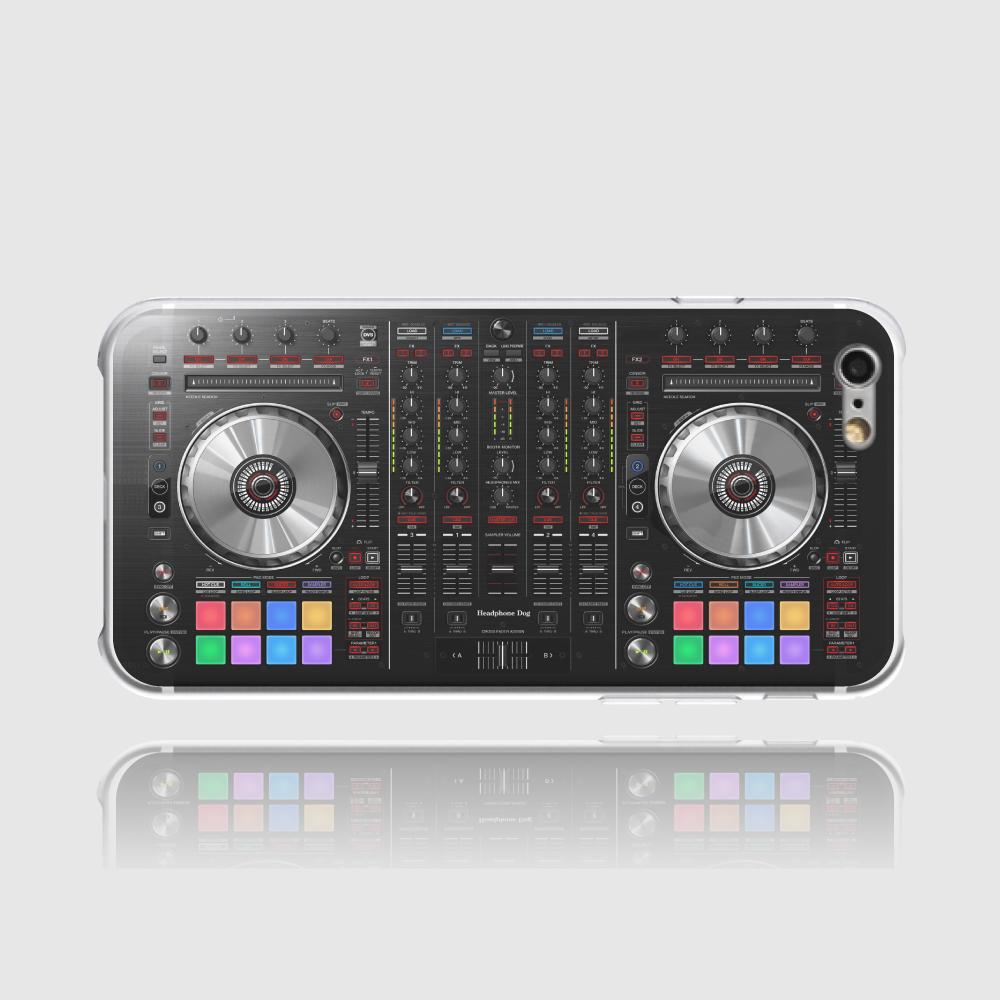 HeadphoneDog|清倉特價音樂太空DJ手機殼iPhone-太空黑