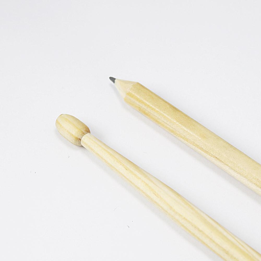 HeadphoneDog|ROCKER鼓棒造型鉛筆-一組2入