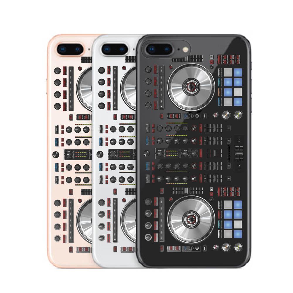 HeadphoneDog|第二代全新透明DJ雙料手機殼