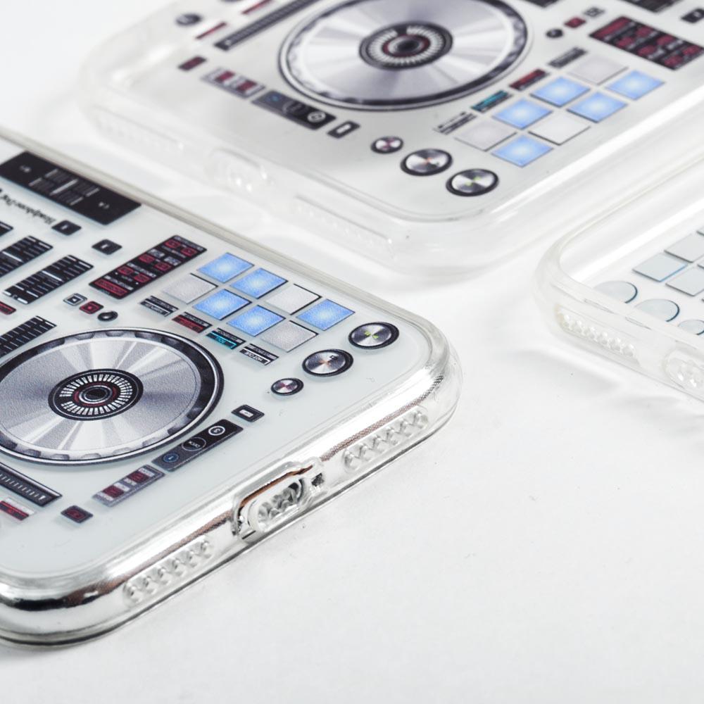 HeadphoneDog|第二代全新透明DJ耐摔手機殼