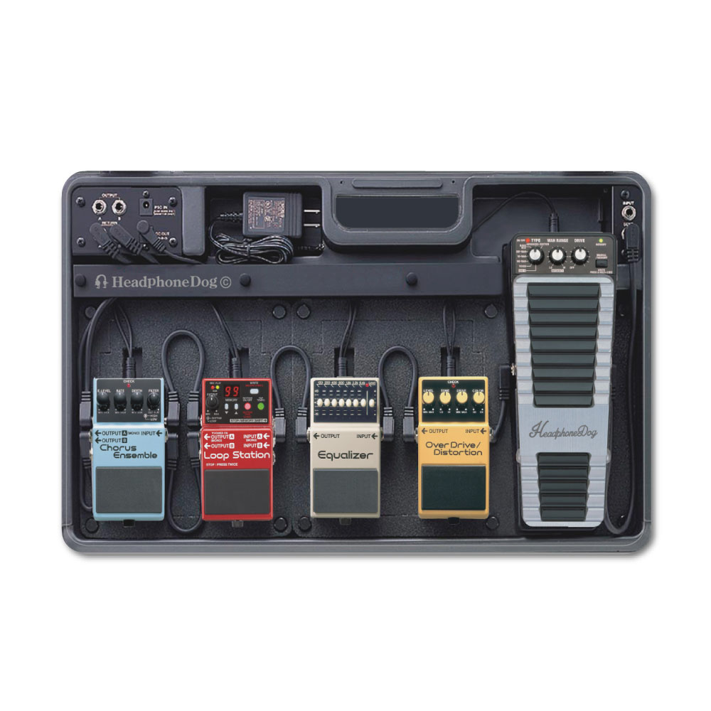 HeadphoneDog|吉他BASS效果器地墊/門墊-L