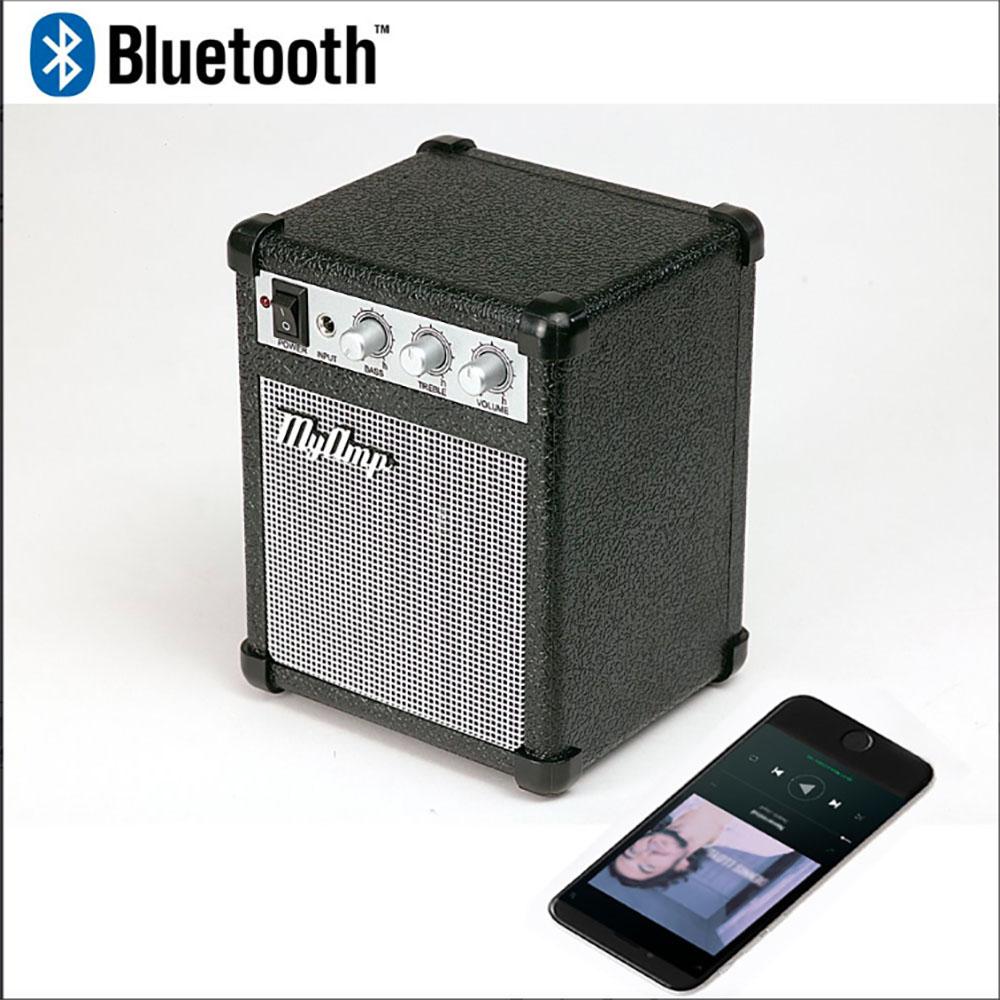 HeadphoneDog|最新藍牙版BlueTooth無線迷你搖滾音箱造型
