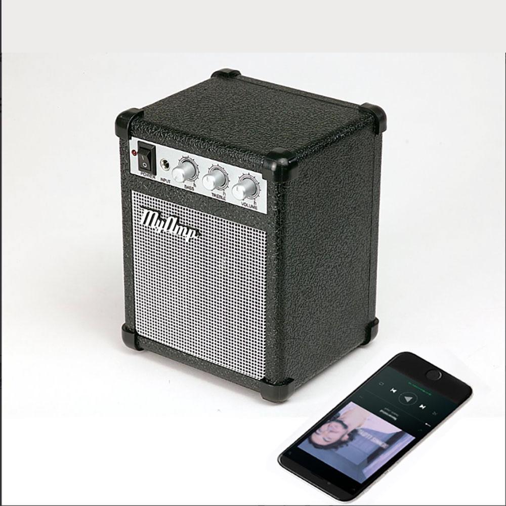 HeadphoneDog|第二代藍牙版BlueTooth無線迷你搖滾音箱造型藍芽喇叭