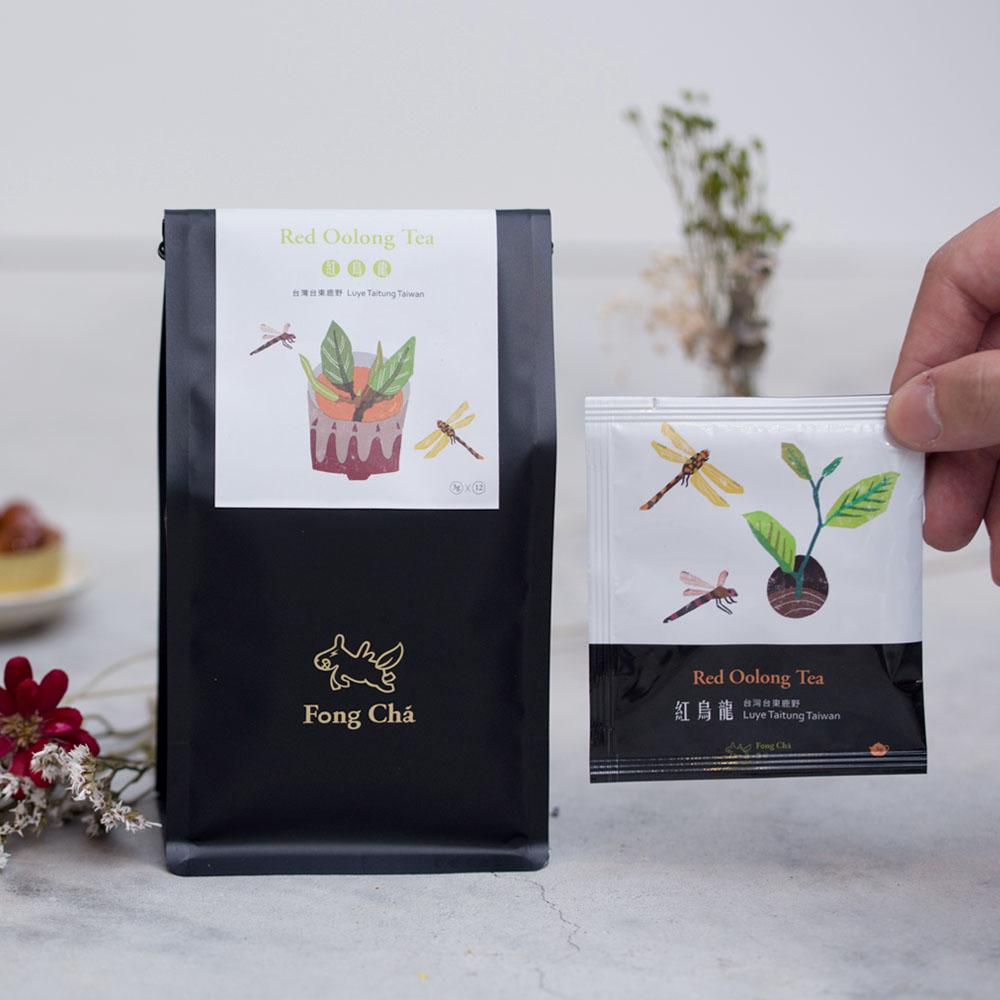 豐茶|台灣茶王手作茶-紅烏龍茶包