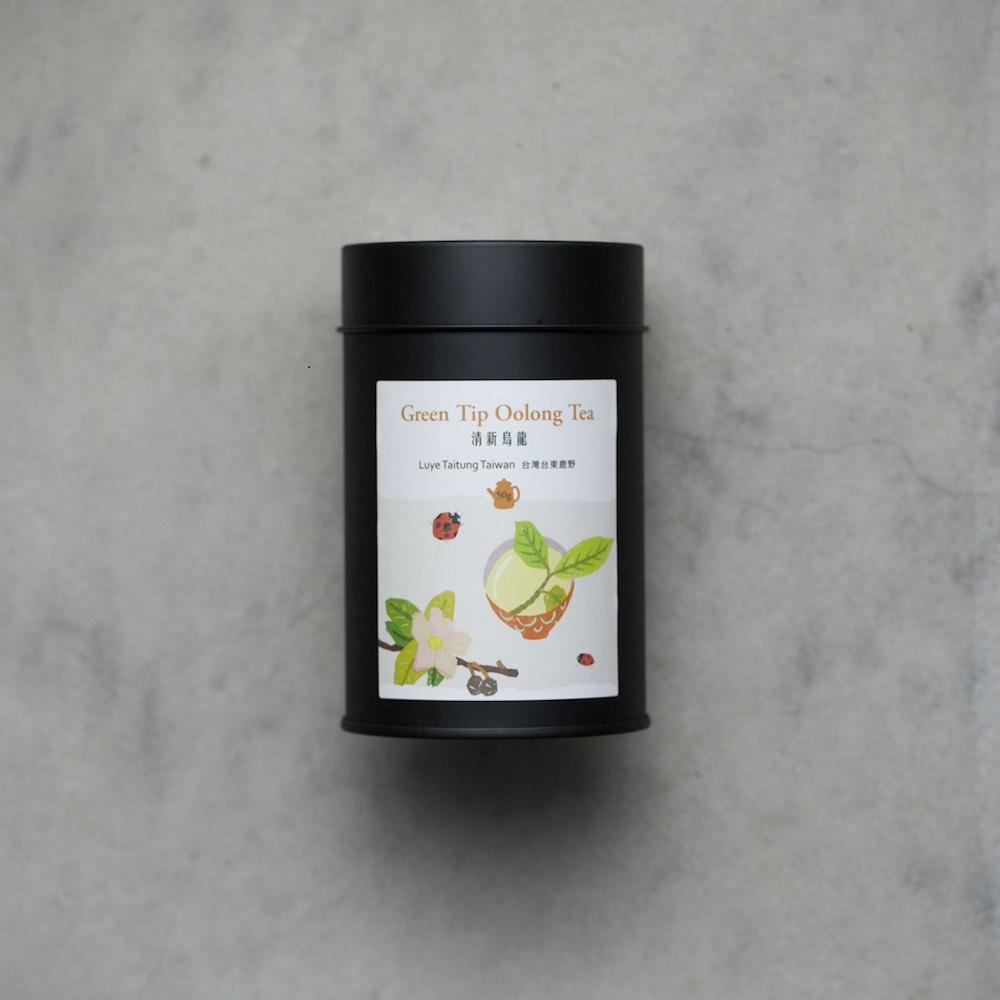 豐茶|台灣茶王手作茶-清新烏龍茶