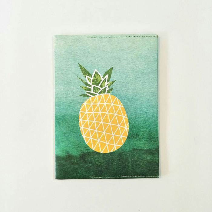 (複製)paprcuts|文件袋(鳳梨)