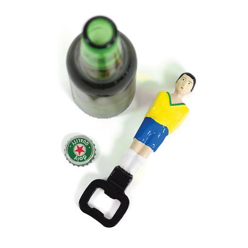 DOIY|足球先生-開瓶器(巴西)