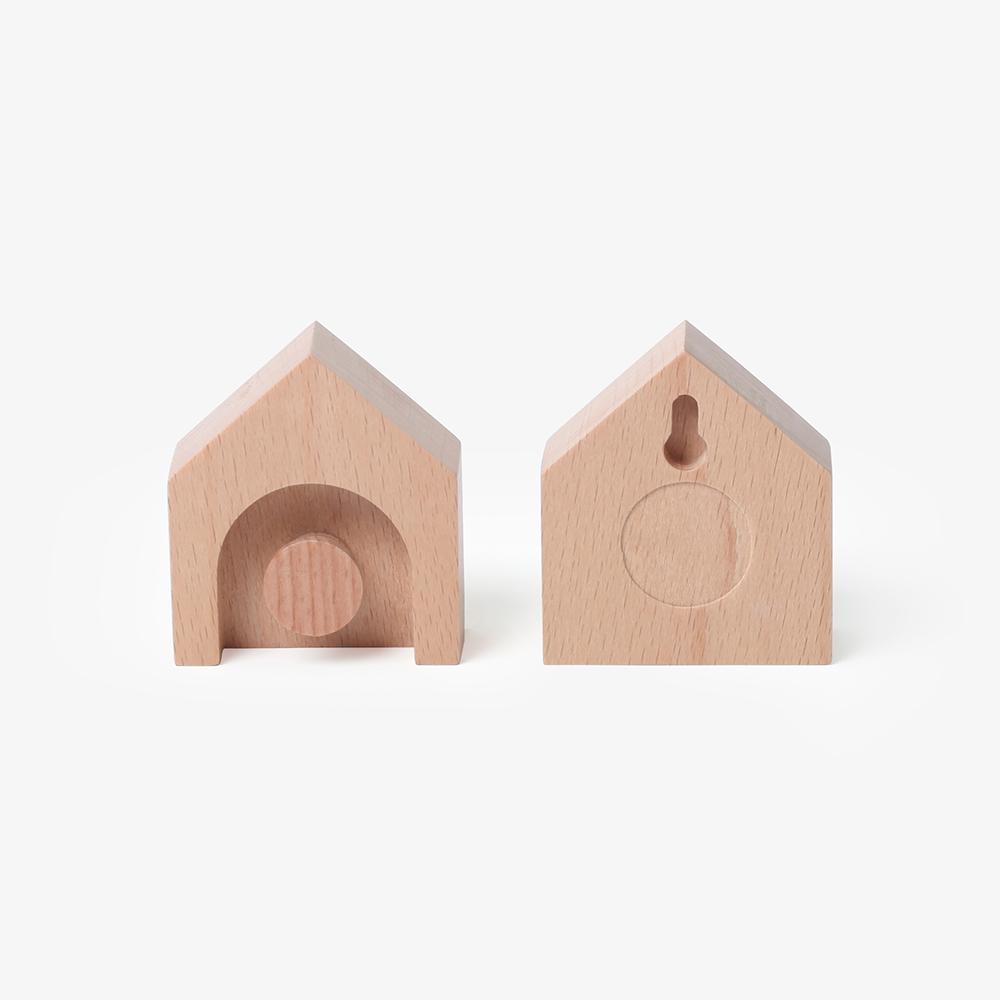 Pana Objects|鑰匙圈-小房子
